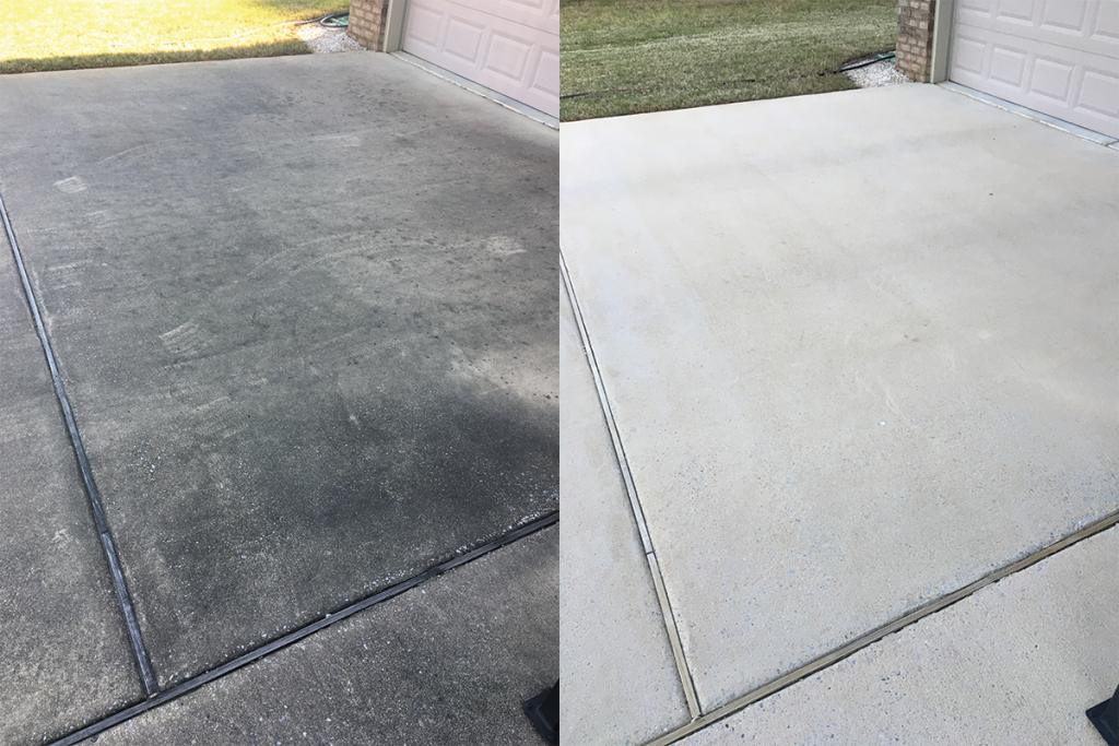 Concrete Cleaning in Pelham, AL