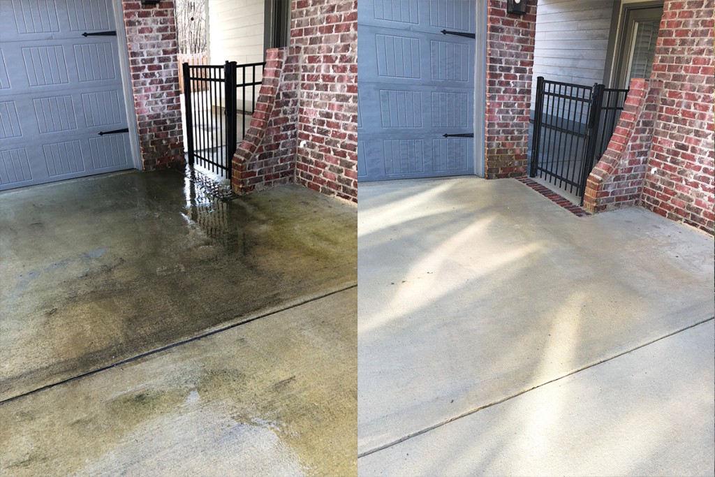 Concrete Cleaning in Mountain Brook, AL
